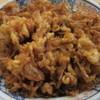天茂 - 料理写真:かき揚丼