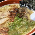 九州男児 - 料理写真:久留米ラーメン