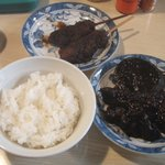 Tompachi - 味噌串カツと味噌おでん(ランチ)