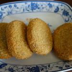 肉のヒガシハラ - 料理写真: