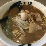 永斗麺 - サンマらーめん(800円)
