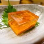 金田 - 雲丹煮凝り780円