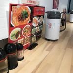 西新麺飯店 - 卓上!