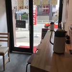 西新麺飯店 - 店内!