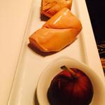 73073691 - Foie gras Poelee