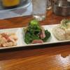 バル デ バブ - 料理写真:タパス3種
