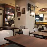 66カフェ - 店内