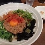 ダイキ麺 - 台湾まぜ麺(辛)ミニ飯付き