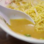 ラーメン専門 つるや - スープ