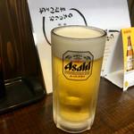 ちょんたま食堂 - 多分!ちょんたま1番酒(*゚∀゚*)