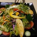 港 渋谷店 - 旬野菜サラダ