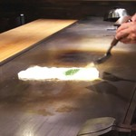 鉄板屋燈 -