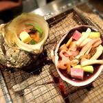貝料理専門店 ゑぽっく - 本日の貝