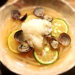 貝料理専門店 ゑぽっく - 酢だち香るしじみ冷麺