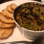 ラ・サルテン モデルノ - つぶ貝の香草バター焼き