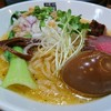 竹末東京Premium - 料理写真:味玉鶏ホタテそば 1000円