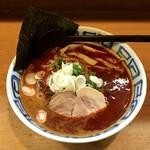 麺恋 佐藤 - 醤油2号、900円です。