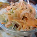 ボンベイパレス - 「サラダ」