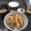 天布良 万喜 - 料理写真:海老天丼:2,200円