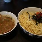 黄昏タンデム - カレーつけ麺です☆ 2017-0910訪問