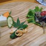 自然食工房めぐみ - 本日の野菜&お漬け物♡