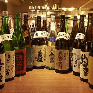 こだわりの地酒と季節の日本酒◇山科で日本酒を飲むなら当店で!