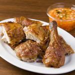 鶏の丸焼き(1羽)