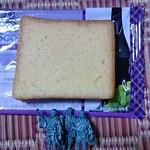 不二家 - スコッチケーキ(マデラ)160円