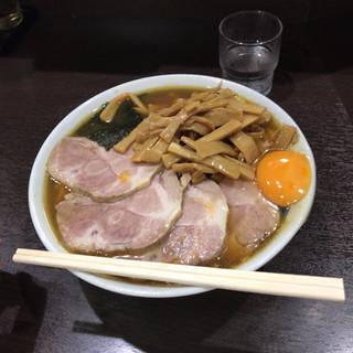 中華そば べんてん - 料理写真: