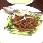 豫園  - 豚肉炒め薄皮包み
