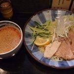 広島つけ麺 一 - つけ麺 中1.5玉