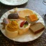 星陵会館シーボニア - デザートは中々美味しかった!