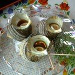 真珠貝料理 浜作 -