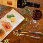 オルケスタ - チーズとワイン