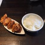 担担麺 胡 - Dセット ¥250