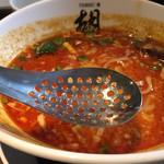 担担麺 胡 - 担担麺 専用レンゲ