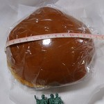 菊寿庵  - 料理写真:どら焼き300円直径14cm、重量300g