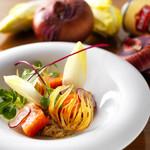 sumile TOKYO - スーパーフードと季節野菜の一品