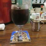くろんぼ - アイスコーヒー