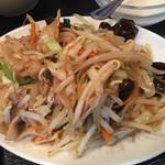 秀宴 - 五目野菜炒め