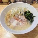 麺屋三喜 - 鶏ポタ