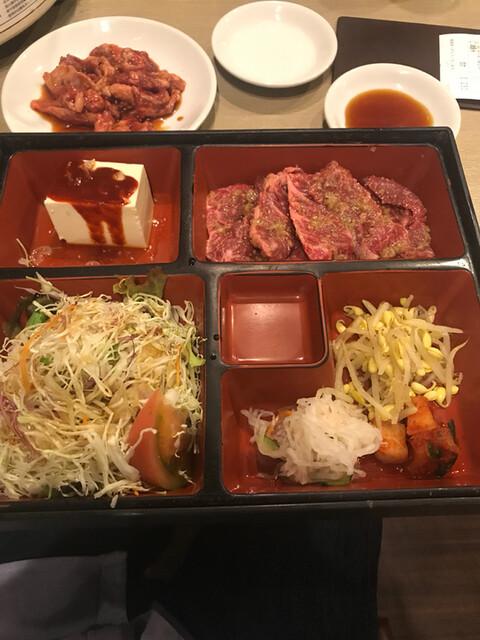 焼肉苑 麻布十番店 - ハラミランチ(大)