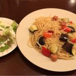 クリヤ - 料理写真:日替わりパスタランチ
