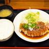 豚々亭 - 料理写真:おろしトンテキ定食