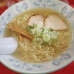 ラーメンのささき - 塩ラ~メン