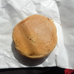赤胴焼 - 小豆のお焼き100円