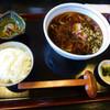 田む呂 - 料理写真:うどんセット