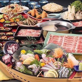 【コース】宴会コース3500円~飲み放題