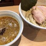 73111832 - 鶏豚白湯つけ麺