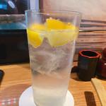73112093 - フローズン塩レモンサワー  399円+税
